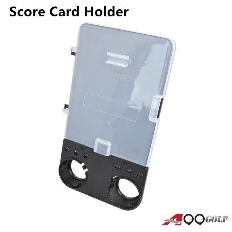 A99 Golf Score Card Holder