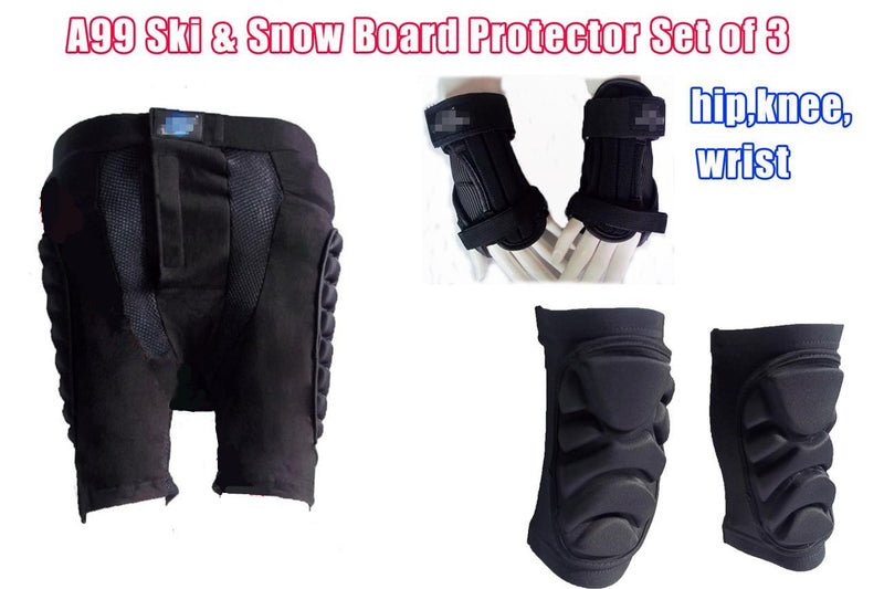 A99 Ski & Snowboard Protector Set of 3 (Woman and Junior)