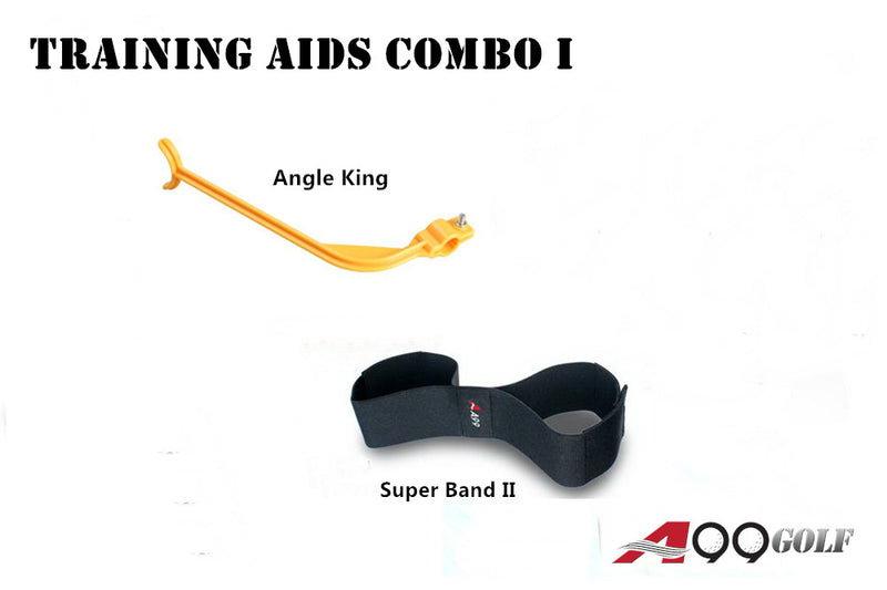 Black Super Band + Yellow Angle King