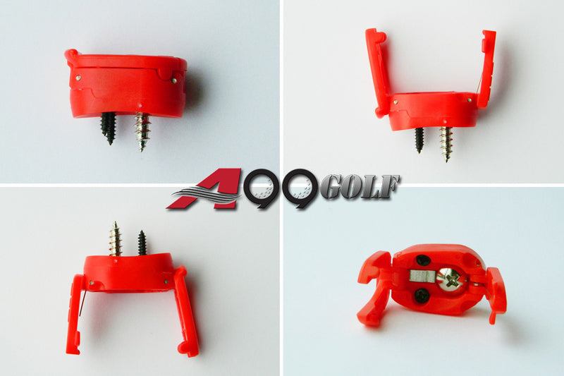 A99 Golf Ball Pick up Open & Pitch Black or Red