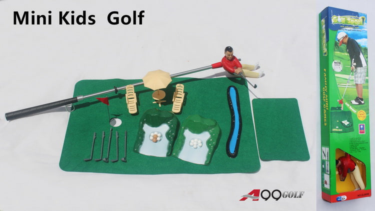 Mini Golf Sport Game Children Toys New Style Gift Golf Play