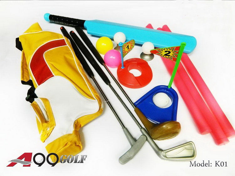 Deluxe Golf Baseball Set for Kids