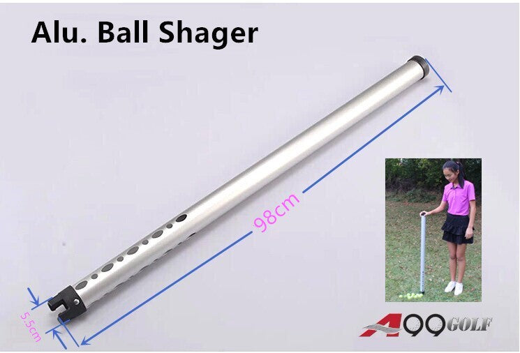 A99 Golf Alu Ball Shager Golf Ball Tube Pickup