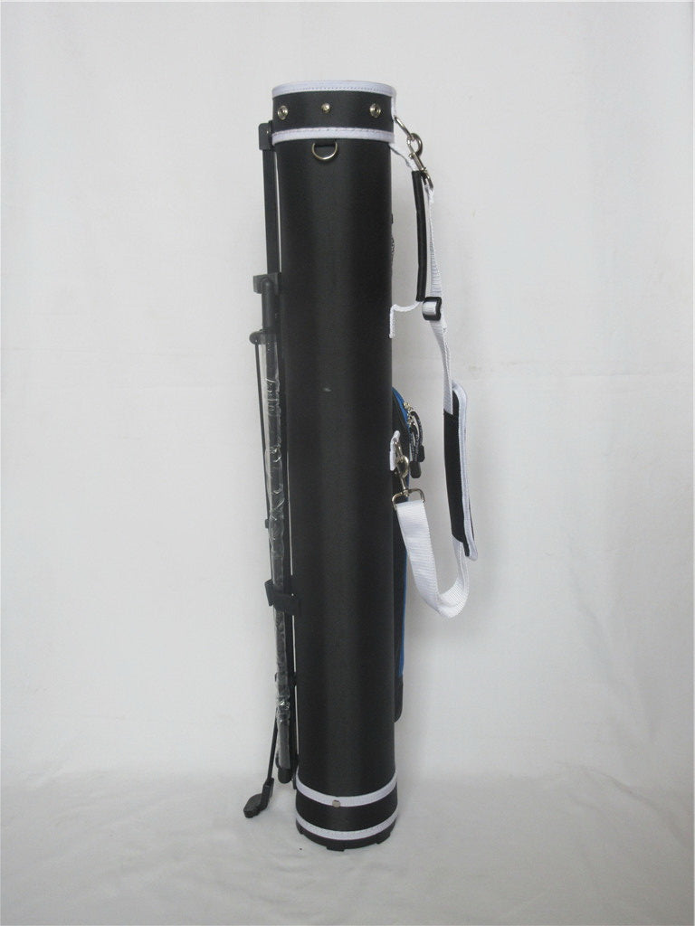 A99Golf C9-II Range Sunday Pencil Carry Bag Removable Top Cover w. stand