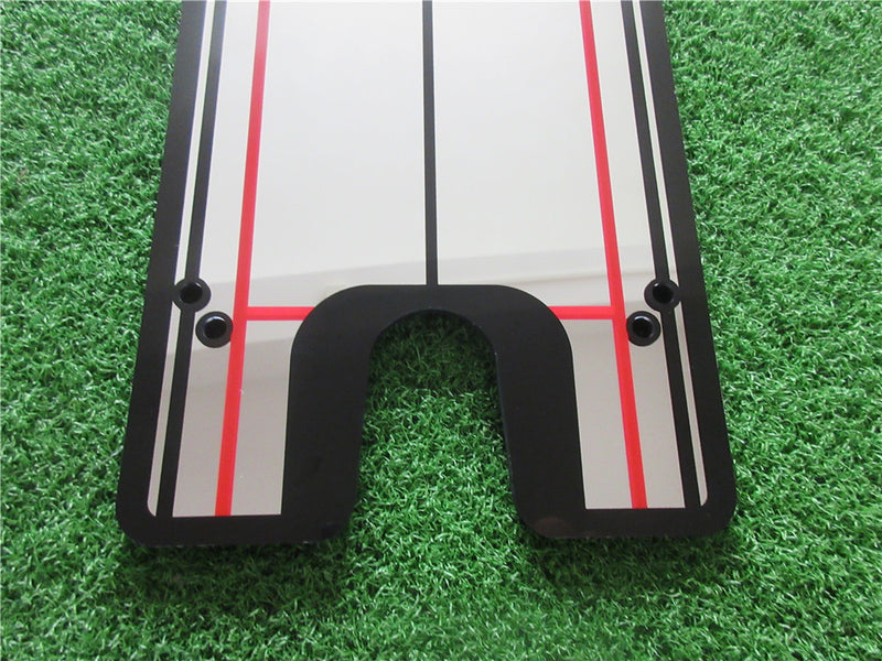 A99 Golf Putting Mirror II with Pouch Bag