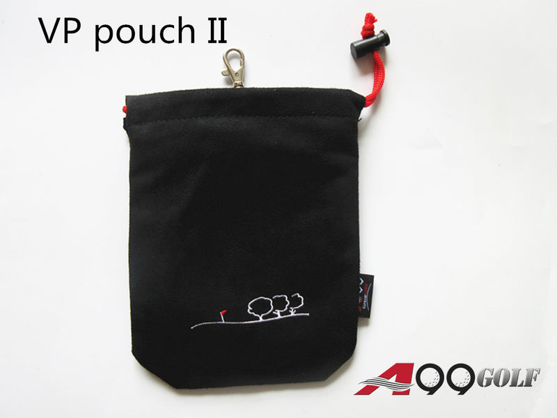 A99 Golf VP-II Valuable Pouch Accessories Bag Drawstring Pouch Tote Bag