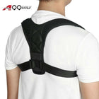 Back Posture Corrector Clavicle Support Brace for Women & Men by Potou - Helps to Improve Posture, Prevent Slouching and Upper Back Pain Relief