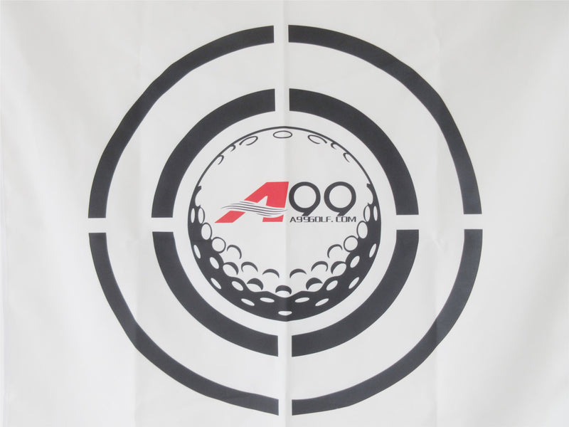 A99 Golf 60in x 54in Target Pad of Big Hitting Net Indoor Outdoor Practice Training Aid