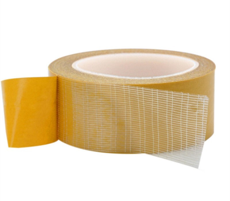 A99 Double-Sided Mesh Tape Foam Tape Strong Adhesive Carpet Floor Leather Rug Gripper 2.5in x 35yd