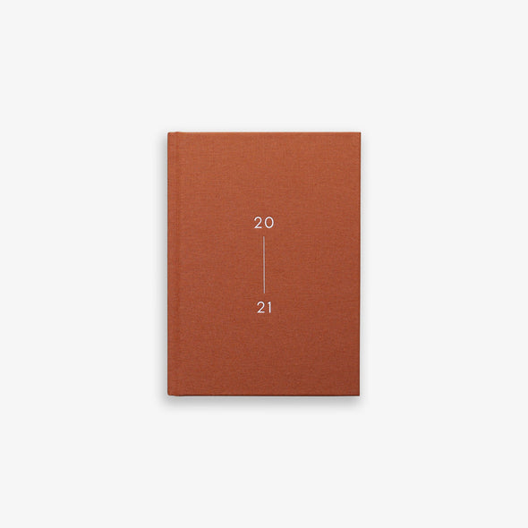 2021 Scandi Bookbound Diary