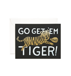 Go Get 'Em Tiger by Rifle Paper Co.