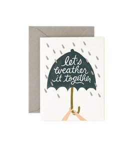Let's Weather It Together by Rifle Paper Co.