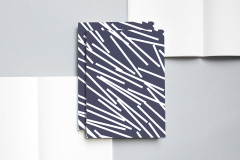 Lines Ruled Notebook by Ola