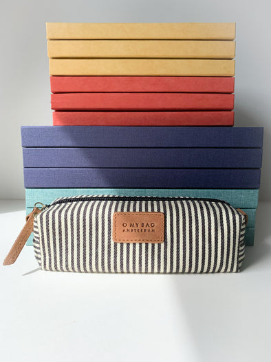 Cavas Pencil Pouch in Stripe