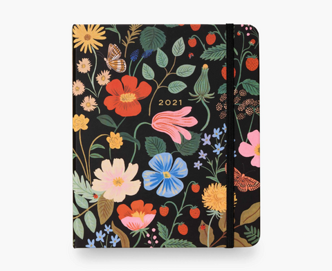 2021 Strawberry Fields Classic Planner by Rifle Paper Co.