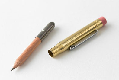 TRAVELER'S COMPANY BRASS PENCIL // BRASS