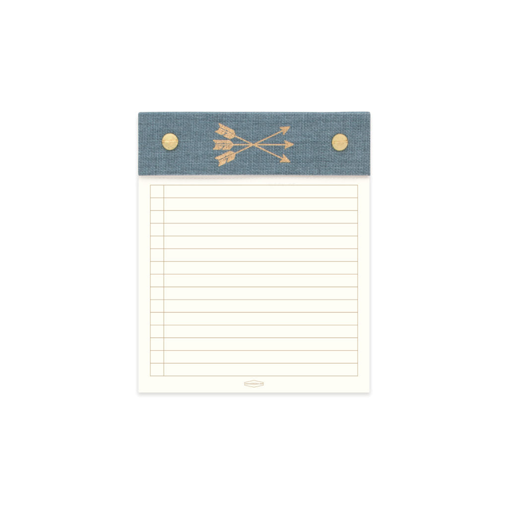 Arrows Post Bound Notepad