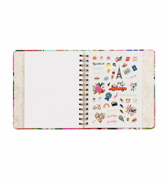 2020 Garden Party Classic Planner by Rifle Paper Co.