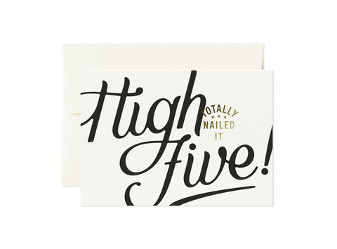 High Five! by Brendan Price