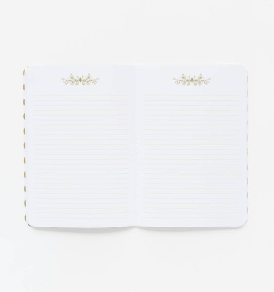 Garden Party Collection Stitched Notebooks (3) by Rifle Paper Co.