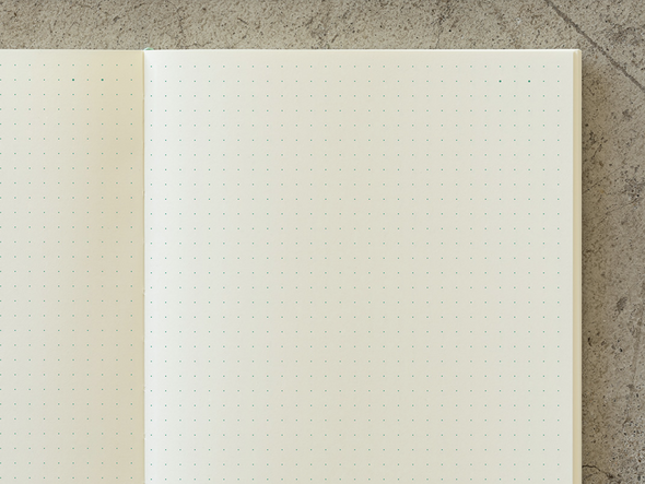 MIDORI MD NOTEBOOK JOURNAL - A5 - DOT GRID