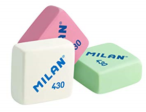 MILAN // SYNTHETIC RUBBER ERASER 430