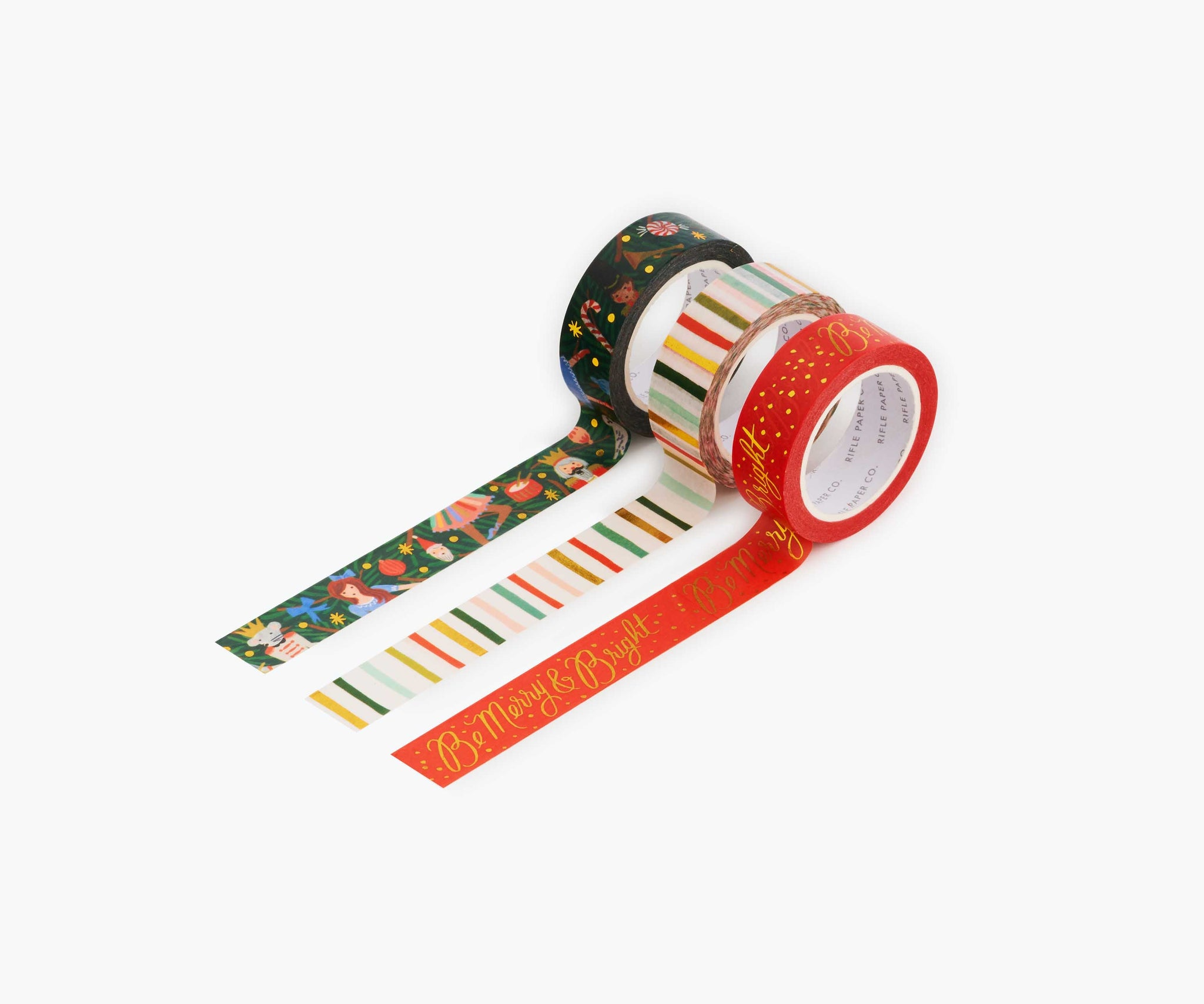 Christmas Washi Tape by Rifle Paper Co.