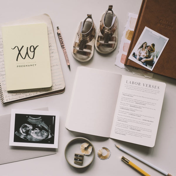 Val Marie Pregnancy Prayer Journal