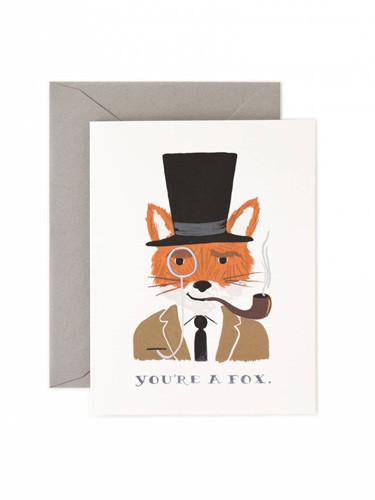 You're a Fox by Rifle Paper Co.