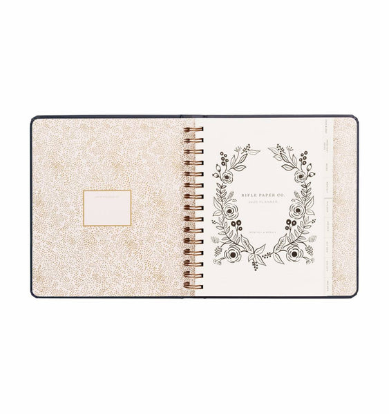 2020 Wild Rose Classic Planner by Rifle Paper Co.