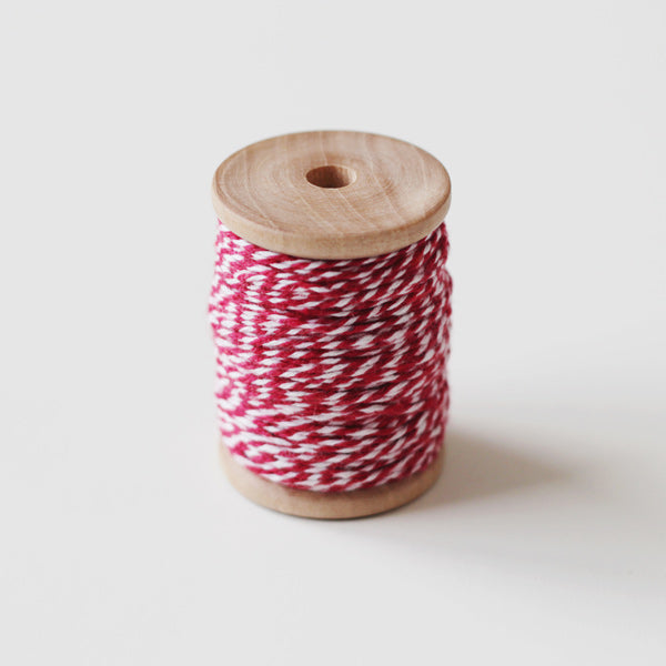 Twine-03 Red (Cotton)