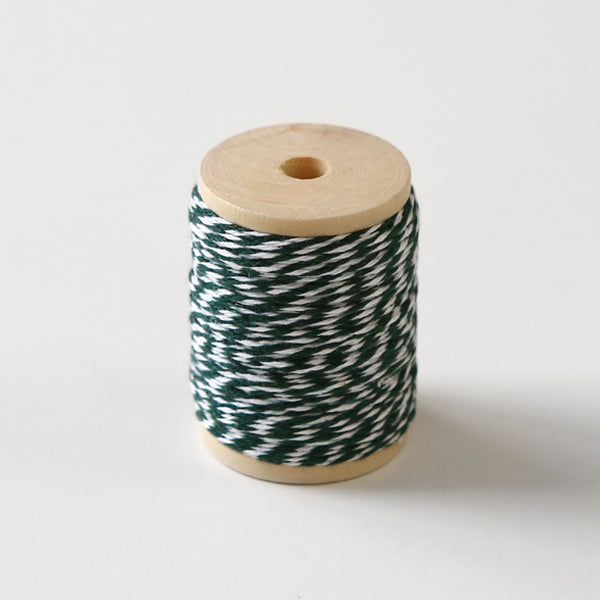 Twine-09 Dark Green (Cotton)