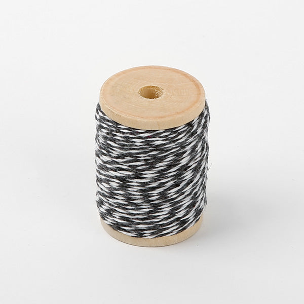 Twine-18 Dark Gray (Cotton)