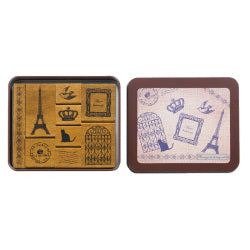 Margaret Wooden Stamp Set