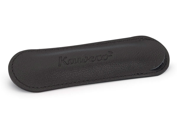 KAWECO ECO Leather Pouch Black