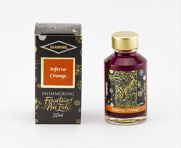 Diamine 50ml Shimmering Ink