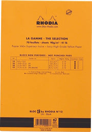 RHODIA Orange Le R Pad