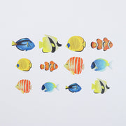 BDA292 熱帯魚 WASHI STICKERS