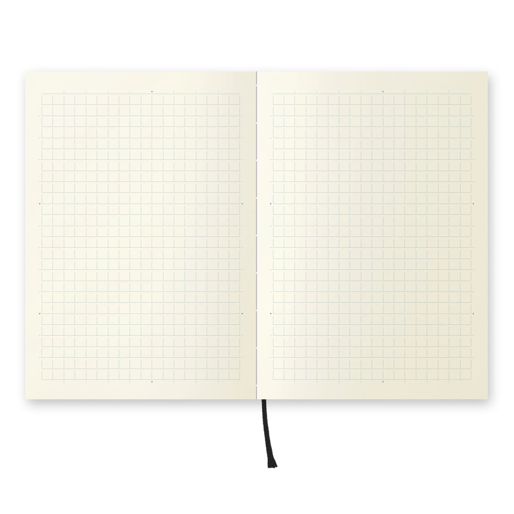 MD Notebook A6 Grid English
