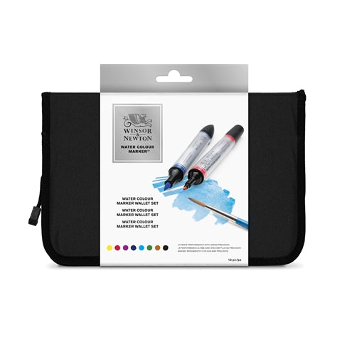 W&N Water Colour Marker Travel Set