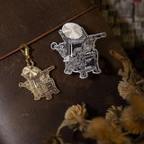 LCN Old Style Company Series Metal Charm