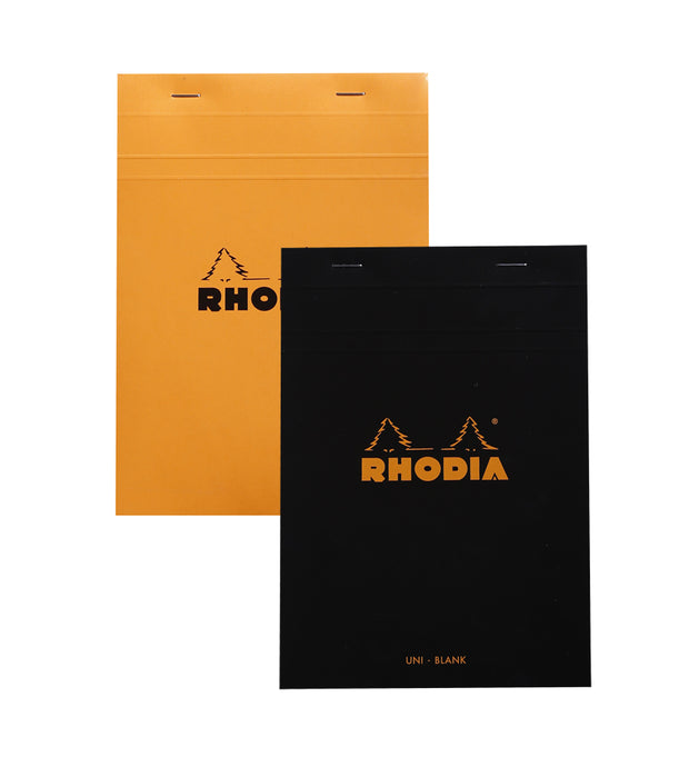 RHODIA Basics Orange hsp