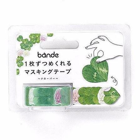 BDA219 クローバー WASHI STICKERS