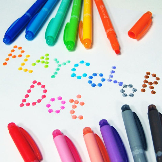 TOMBOW Play Color Dot 12 colors/set