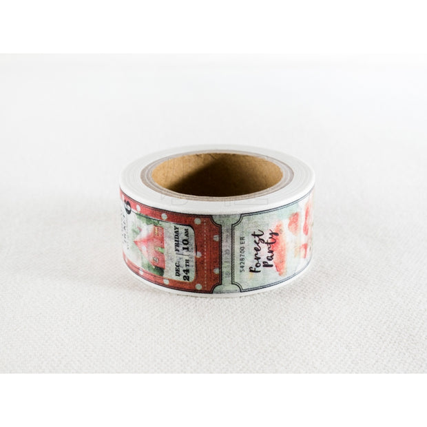 Liang Feng Washi Tape 20mm