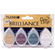 BRILLIANCE Dew Drop 4 Colors Set