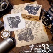LCN Old Style Company Series Folding Camera Stamp Set