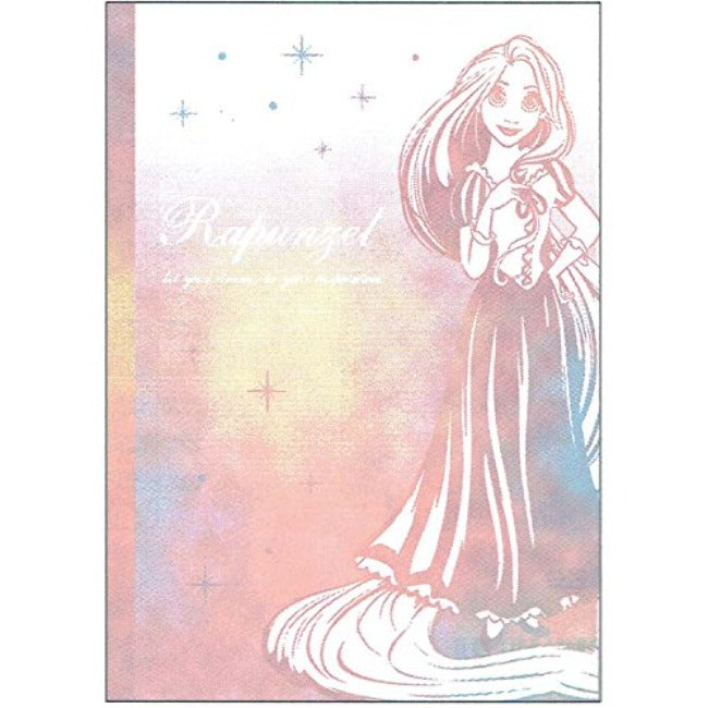 NOTEBOOK B5 GRAPH P DC RAPUNZEL