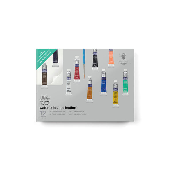 W&N Cotman Water Colour Gift Set