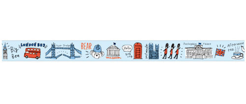 JP Washi Tape LONDON